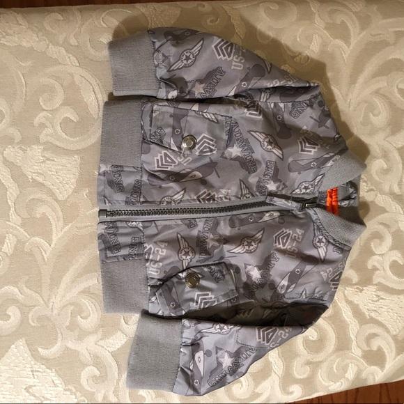 Extreme Other - Baby Boy Grey Jacket Size 3-6M